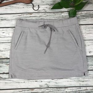 Fabletics striped skirt Sz L